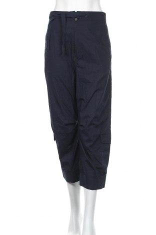 Дамски панталон G-Star Raw, Размер L, Цвят Син, Памук, Цена 72,27лв.