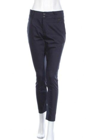 Γυναικείο παντελόνι MOS MOSH, Μέγεθος XL, Χρώμα Μπλέ, 53% βαμβάκι, 44% πολυαμίδη, 3% ελαστάνη, Τιμή 43,44€