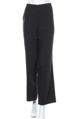 Γυναικείο παντελόνι Now, Μέγεθος XL, Χρώμα Μαύρο, Πολυεστέρας, βισκόζη, ελαστάνη, Τιμή 5,00€