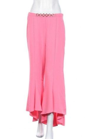 Дамски панталон River Island, Размер M, Цвят Розов, 100% полиестер, Цена 36,48лв.