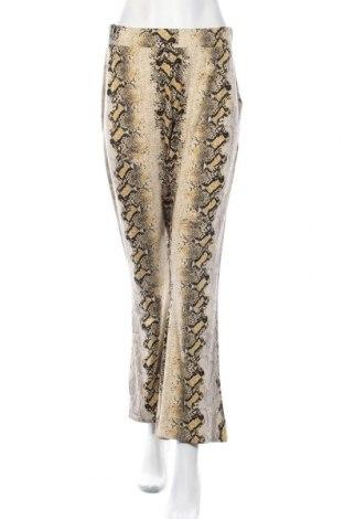 Дамски панталон Simply Be, Размер L, Цвят Многоцветен, 96% вискоза, 4% еластан, Цена 7,99лв.