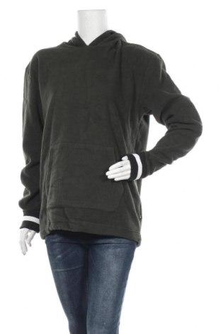 Дамски поларен суичър Cotton On, Размер XL, Цвят Зелен, Полиестер, Цена 15,12лв.