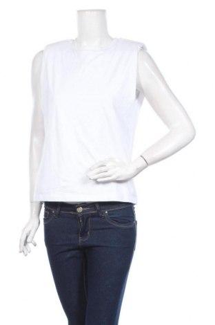 Γυναικείο αμάνικο μπλουζάκι AllSaints, Μέγεθος XS, Χρώμα Λευκό, Βαμβάκι, Τιμή 23,12€