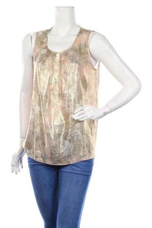 Γυναικείο αμάνικο μπλουζάκι Best Connections, Μέγεθος M, Χρώμα Καφέ, 100% πολυεστέρας, Τιμή 3,79€