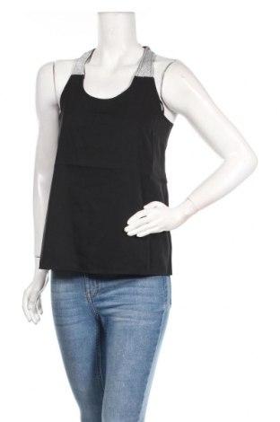 Γυναικείο αμάνικο μπλουζάκι Cache Cache, Μέγεθος M, Χρώμα Μαύρο, Πολυεστέρας, Τιμή 7,05€