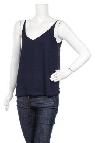 Γυναικείο αμάνικο μπλουζάκι Chattawak, Μέγεθος S, Χρώμα Μπλέ, Πολυεστέρας, Τιμή 7,44€