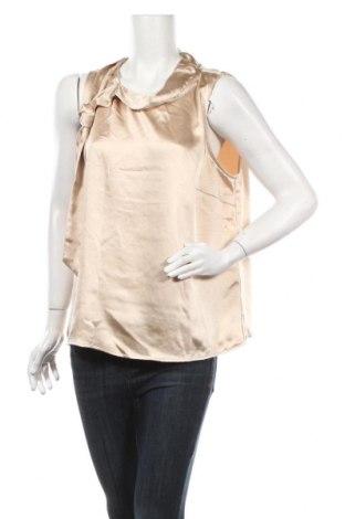 Γυναικείο αμάνικο μπλουζάκι Love Copenhagen, Μέγεθος XL, Χρώμα  Μπέζ, Πολυεστέρας, Τιμή 10,67€