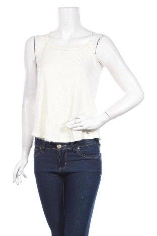 Γυναικείο αμάνικο μπλουζάκι O'neill, Μέγεθος S, Χρώμα Εκρού, 99% βαμβάκι, 1% ελαστάνη, Τιμή 10,04€