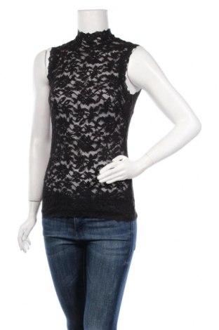 Γυναικείο αμάνικο μπλουζάκι Rosemunde, Μέγεθος S, Χρώμα Μαύρο, 50% βαμβάκι, 48% πολυαμίδη, 2% ελαστάνη, Τιμή 33,17€