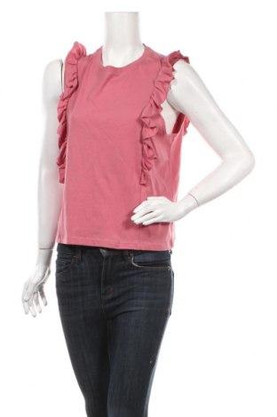 Γυναικείο αμάνικο μπλουζάκι Twintip, Μέγεθος L, Χρώμα Ρόζ , Βαμβάκι, Τιμή 6,43€