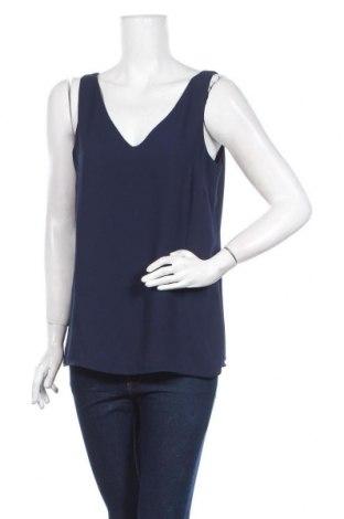 Γυναικείο αμάνικο μπλουζάκι Wallis, Μέγεθος L, Χρώμα Μπλέ, Πολυεστέρας, Τιμή 7,09€
