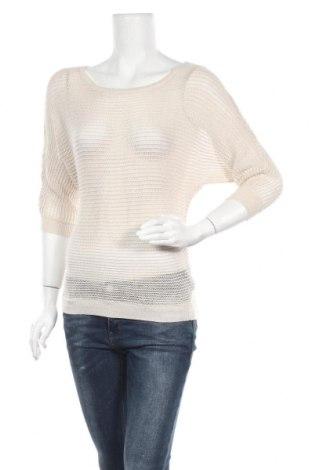 Дамски пуловер Amisu, Размер S, Цвят Бежов, Цена 6,04лв.