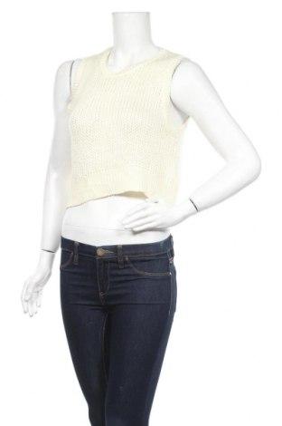 Дамски пуловер Minkpink, Размер M, Цвят Екрю, Цена 5,04лв.