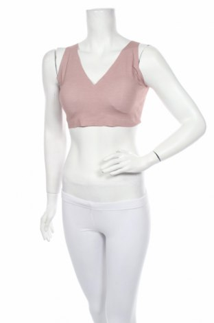 Дамско бельо Sloggi, Размер L, Цвят Розов, 44% модал, 34% полиамид, 22% еластан, Цена 34,50лв.