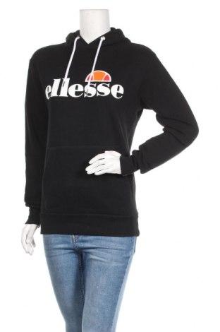Дамски суичър Ellesse, Размер S, Цвят Черен, 80% памук, 20% полиестер, Цена 66,75лв.