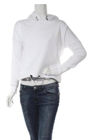 Дамски суичър Superdry, Размер XXS, Цвят Бял, 72% памук, 28% полиестер, Цена 47,04лв.