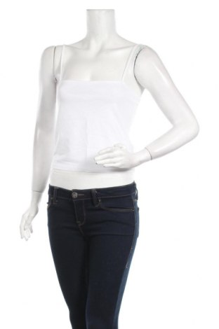 Дамско бельо H&M Divided, Размер M, Цвят Бял, 95% памук, 5% еластан, Цена 17,40лв.