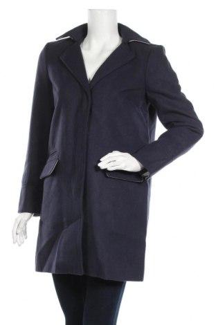 Γυναικείο παλτό Alcott, Μέγεθος M, Χρώμα Μπλέ, Πολυεστέρας, Τιμή 15,07€