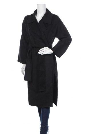 Γυναικείο παλτό Apart, Μέγεθος S, Χρώμα Μαύρο, 50% μαλλί, 50% πολυεστέρας, Τιμή 68,61€