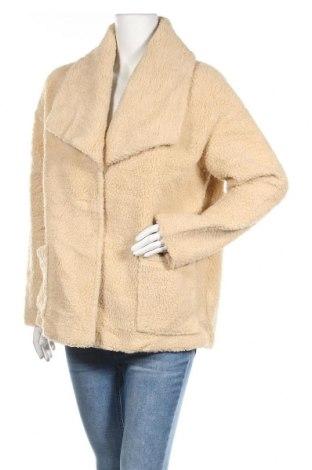 Дамско палто B Collection, Размер M, Цвят Бежов, Полиестер, Цена 17,85лв.