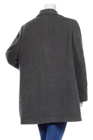 Дамско палто Basler, Размер XL, Цвят Сив, 60% вълна, 20% кашмир, 20% полиамид, Цена 49,70лв.