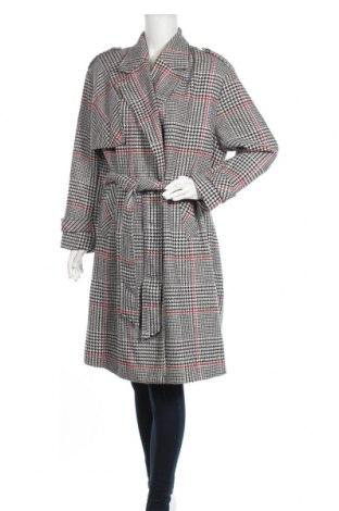 Дамско палто Even&Odd, Размер XL, Цвят Черен, 70% полиестер, 20% вълна, 5% вискоза, 4% акрил, 1% полиамид, Цена 85,50лв.