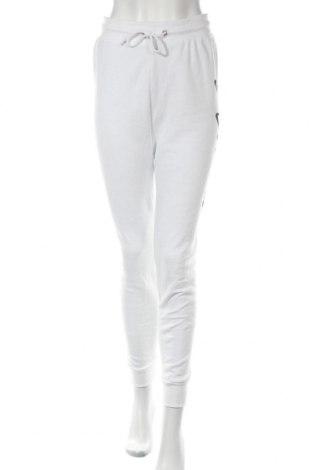 Дамско спортно долнище Boohoo, Размер M, Цвят Бял, 65% полиестер, 35% памук, Цена 30,00лв.
