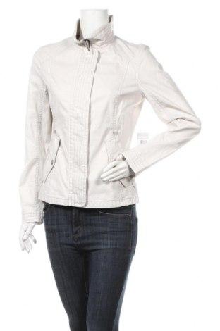 Дамско яке, Размер XS, Цвят Сив, 55% лен, 45% памук, Цена 18,63лв.