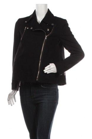 Γυναικείο μπουφάν Filippa K, Μέγεθος S, Χρώμα Μαύρο, 80% μαλλί, 20% πολυαμίδη, Τιμή 28,67€
