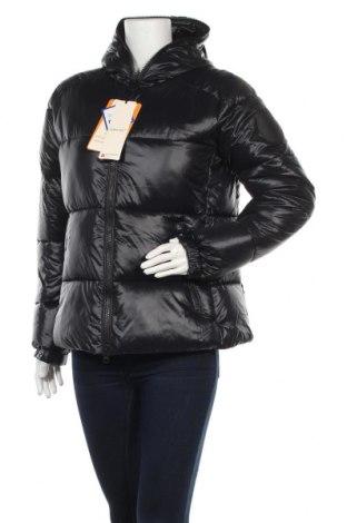 Γυναικείο μπουφάν Save The Duck, Μέγεθος L, Χρώμα Μαύρο, Πολυαμίδη, Τιμή 95,11€