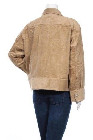 Дамско яке Won Hundred, Размер L, Цвят Бежов, 98% памук, 2% еластан, Цена 66,15лв.