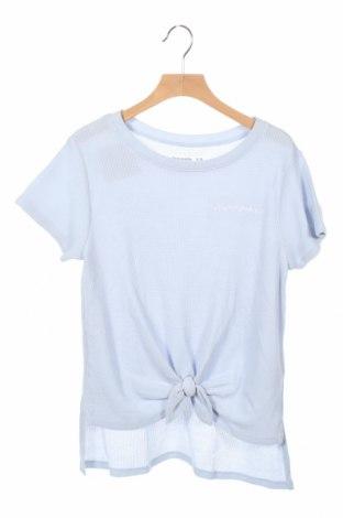 Παιδική μπλούζα Abercrombie Kids, Μέγεθος 9-10y/ 140-146 εκ., Χρώμα Μπλέ, 65% πολυεστέρας, 35% βισκόζη, Τιμή 18,19€