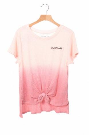Παιδική μπλούζα Abercrombie Kids, Μέγεθος 9-10y/ 140-146 εκ., Χρώμα Ρόζ , 65% πολυεστέρας, 35% βισκόζη, Τιμή 16,88€
