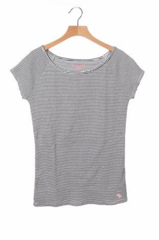 Παιδική μπλούζα Abercrombie Kids, Μέγεθος 15-18y/ 170-176 εκ., Χρώμα Λευκό, 96% βαμβάκι, 4% ελαστάνη, Τιμή 16,88€