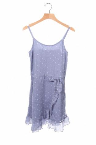 Παιδικό φόρεμα Abercrombie Kids, Μέγεθος 9-10y/ 140-146 εκ., Χρώμα Μπλέ, Πολυεστέρας, Τιμή 25,65€