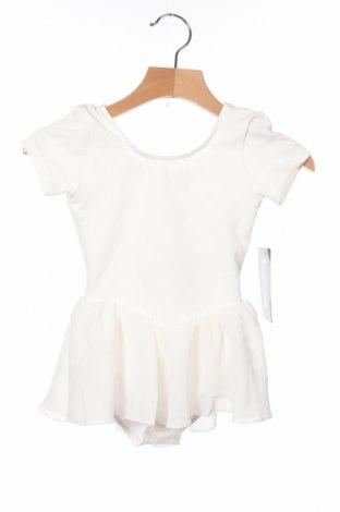 Παιδικό φόρεμα Bloch, Μέγεθος 3-6m/ 62-68 εκ., Χρώμα Λευκό, 90% βαμβάκι, 10% ελαστάνη, Τιμή 11,86€