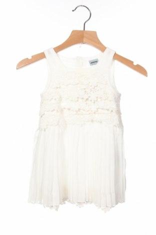 Παιδικό φόρεμα Jacky, Μέγεθος 6-9m/ 68-74 εκ., Χρώμα Λευκό, Πολυεστέρας, Τιμή 11,88€