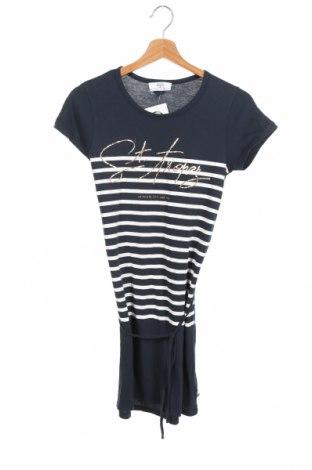 Παιδικό φόρεμα Le Temps Des Cerises, Μέγεθος 13-14y/ 164-168 εκ., Χρώμα Μπλέ, 100% βαμβάκι, Τιμή 13,04€