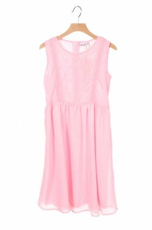 Παιδικό φόρεμα Lemon Beret, Μέγεθος 12-13y/ 158-164 εκ., Χρώμα Ρόζ , Πολυεστέρας, Τιμή 10,97€