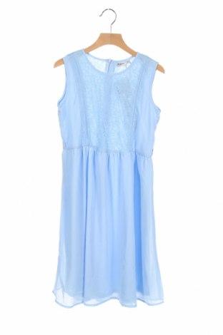 Παιδικό φόρεμα Lemon Beret, Μέγεθος 12-13y/ 158-164 εκ., Χρώμα Μπλέ, Πολυεστέρας, Τιμή 6,35€