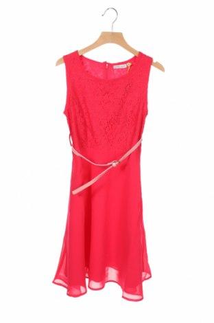 Παιδικό φόρεμα Lemon Beret, Μέγεθος 8-9y/ 134-140 εκ., Χρώμα Ρόζ , Πολυεστέρας, Τιμή 11,56€