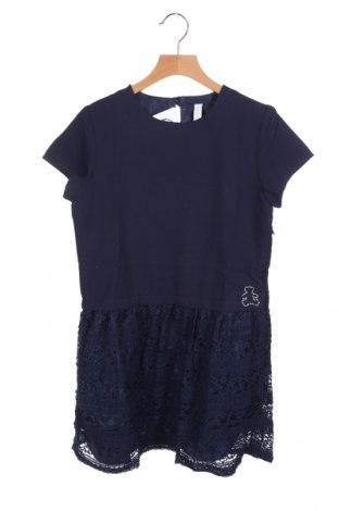 Παιδικό φόρεμα Lulu Castagnette, Μέγεθος 13-14y/ 164-168 εκ., Χρώμα Μπλέ, 96% πολυεστέρας, 4% ελαστάνη, Τιμή 8,64€