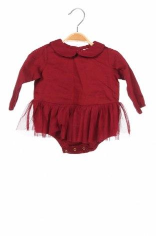 Παιδικό φόρεμα Noa Noa, Μέγεθος 6-9m/ 68-74 εκ., Χρώμα Κόκκινο, Βαμβάκι, Τιμή 12,77€