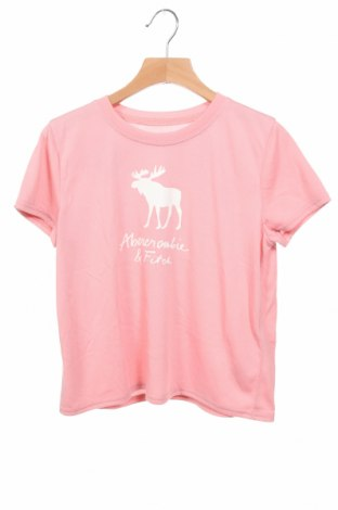 Παιδικό μπλουζάκι Abercrombie Kids, Μέγεθος 8-9y/ 134-140 εκ., Χρώμα Ρόζ , Πολυεστέρας, Τιμή 19,63€