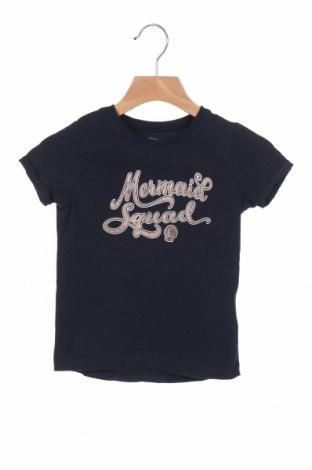 Παιδικό μπλουζάκι Name It, Μέγεθος 2-3y/ 98-104 εκ., Χρώμα Μπλέ, 95% βαμβάκι, 5% ελαστάνη, Τιμή 5,76€