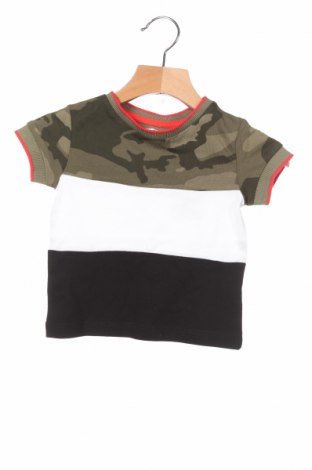 Παιδικό μπλουζάκι Next, Μέγεθος 3-6m/ 62-68 εκ., Χρώμα Πολύχρωμο, 95% βαμβάκι, 5% ελαστάνη, Τιμή 7,22€