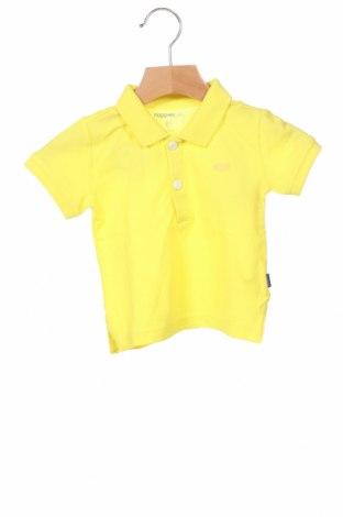 Παιδικό μπλουζάκι Noppies, Μέγεθος 9-12m/ 74-80 εκ., Χρώμα Κίτρινο, Βαμβάκι, Τιμή 6,27€