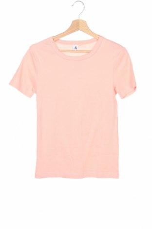 Παιδικό μπλουζάκι Petit Bateau, Μέγεθος 15-18y/ 170-176 εκ., Χρώμα Ρόζ , Βαμβάκι, Τιμή 15,31€