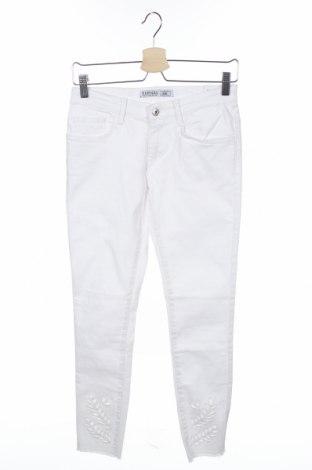 Παιδικά τζίν Tiffosi, Μέγεθος 15-18y/ 170-176 εκ., Χρώμα Λευκό, 98% βαμβάκι, 2% ελαστάνη, Τιμή 9,19€