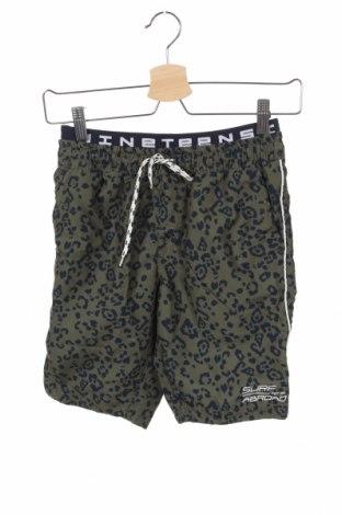 Детски къс панталон WE, Размер 10-11y/ 146-152 см, Цвят Зелен, Полиестер, Цена 11,88лв.